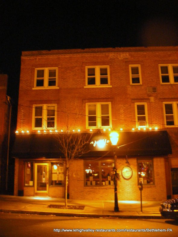 Italian Restaurants On Broad St Bethlehem Pa