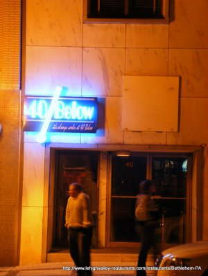 40 Below Nightclub and Lounge